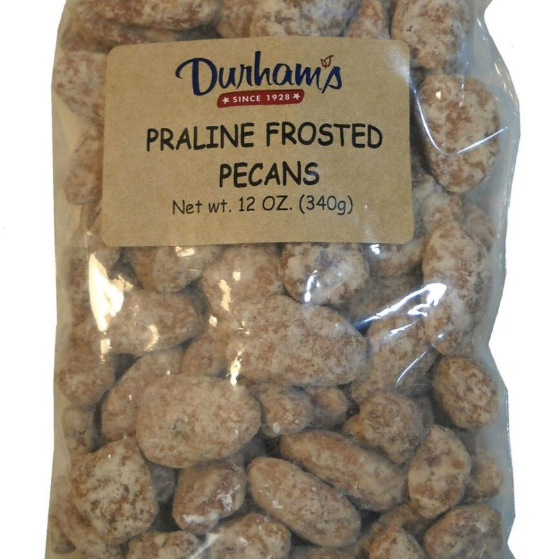 Praline Frosted Pecans