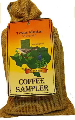 Texas Coffee Sampler