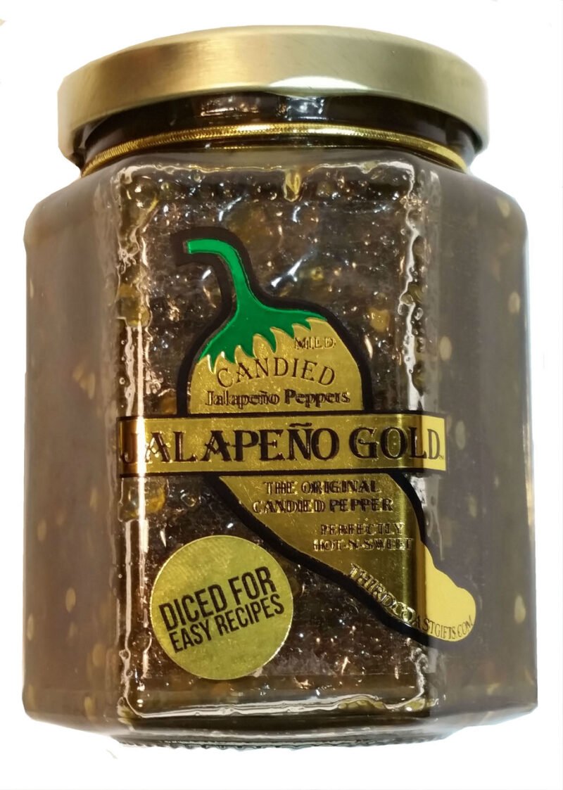 Sweet Jalapeno Relish