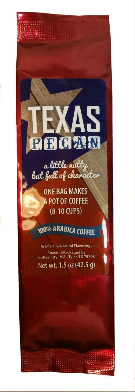 Texas Pecan Coffee