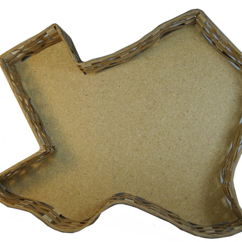 16 Inch Texas Shape Basket