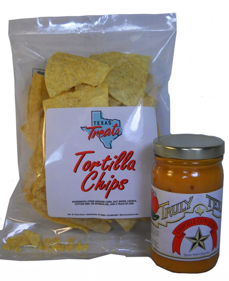 3 oz Chips Queso Combo