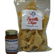 6 oz Tortilla Chips Salsa Combo