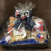 All Around Texas Gift Basket