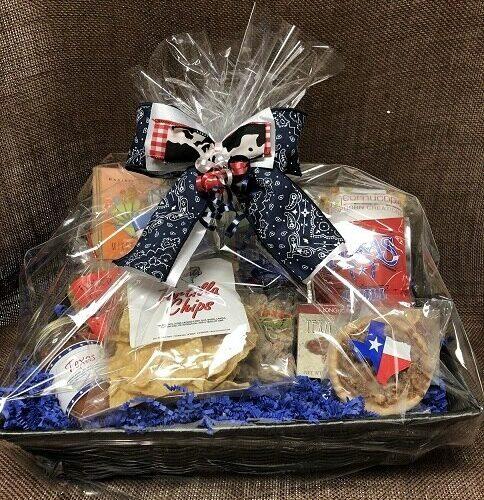 All Around Texas Gift Basket