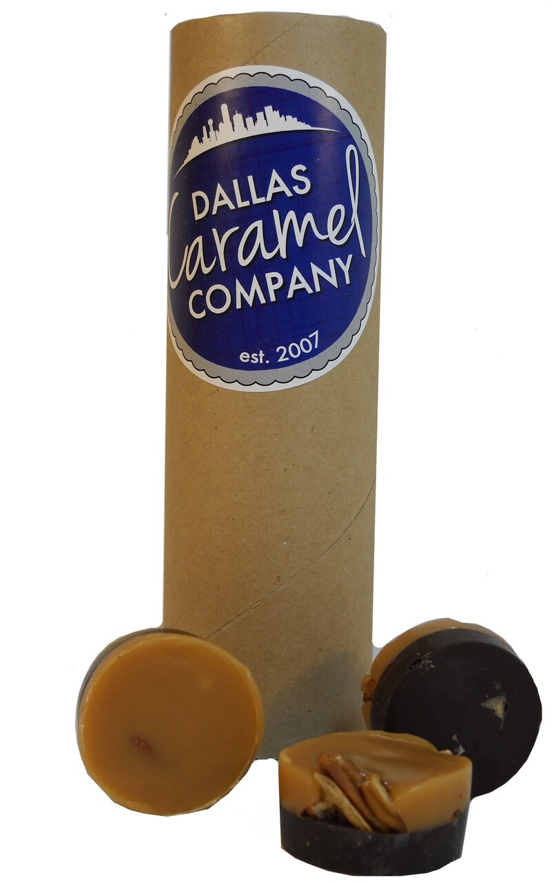 Dallas Caramel Company Armadillos 1
