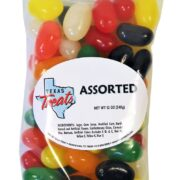 Large Jelly Beans, Assorted Fruit Flavors