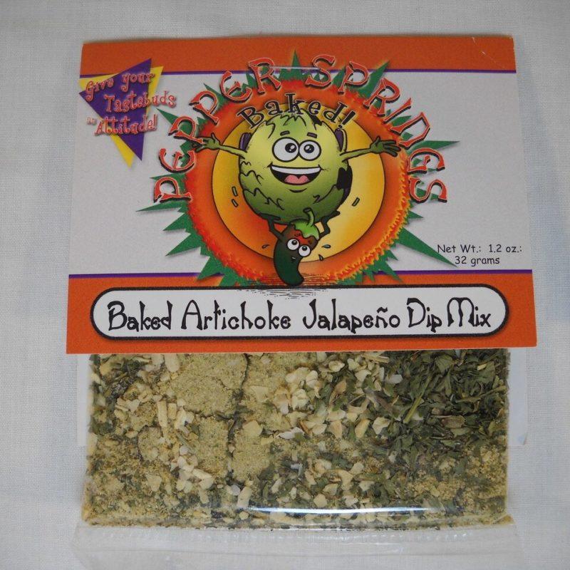 Dip Mix - Baked Artichoke Jalapeno