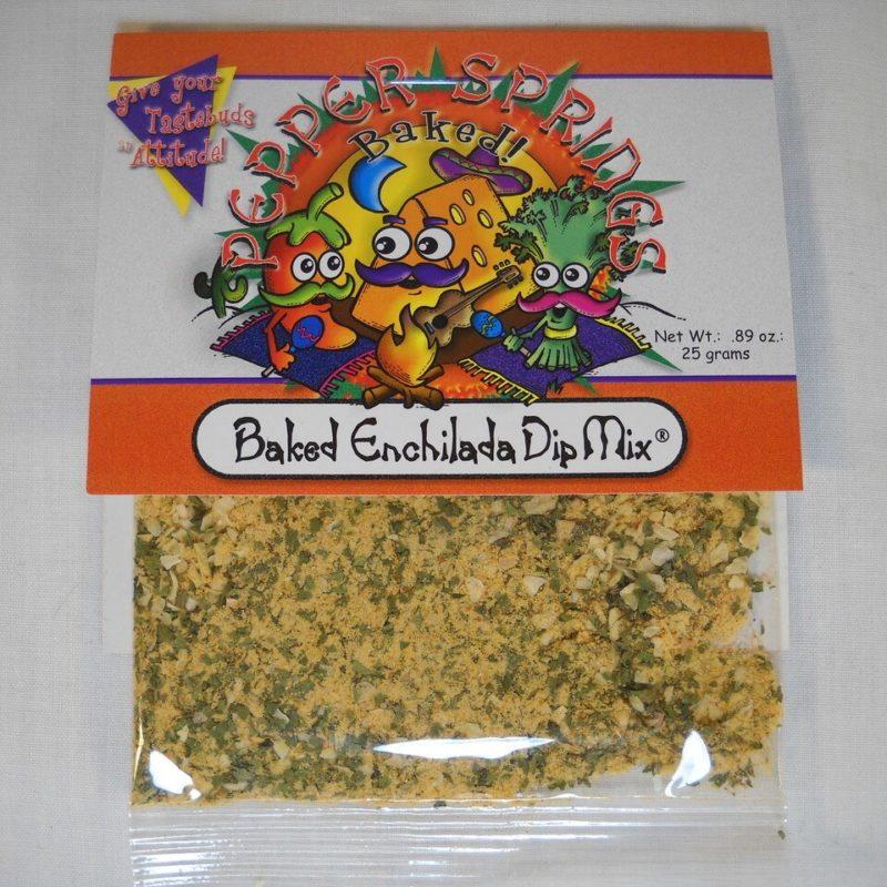 Dip Mix - Baked Enchilada