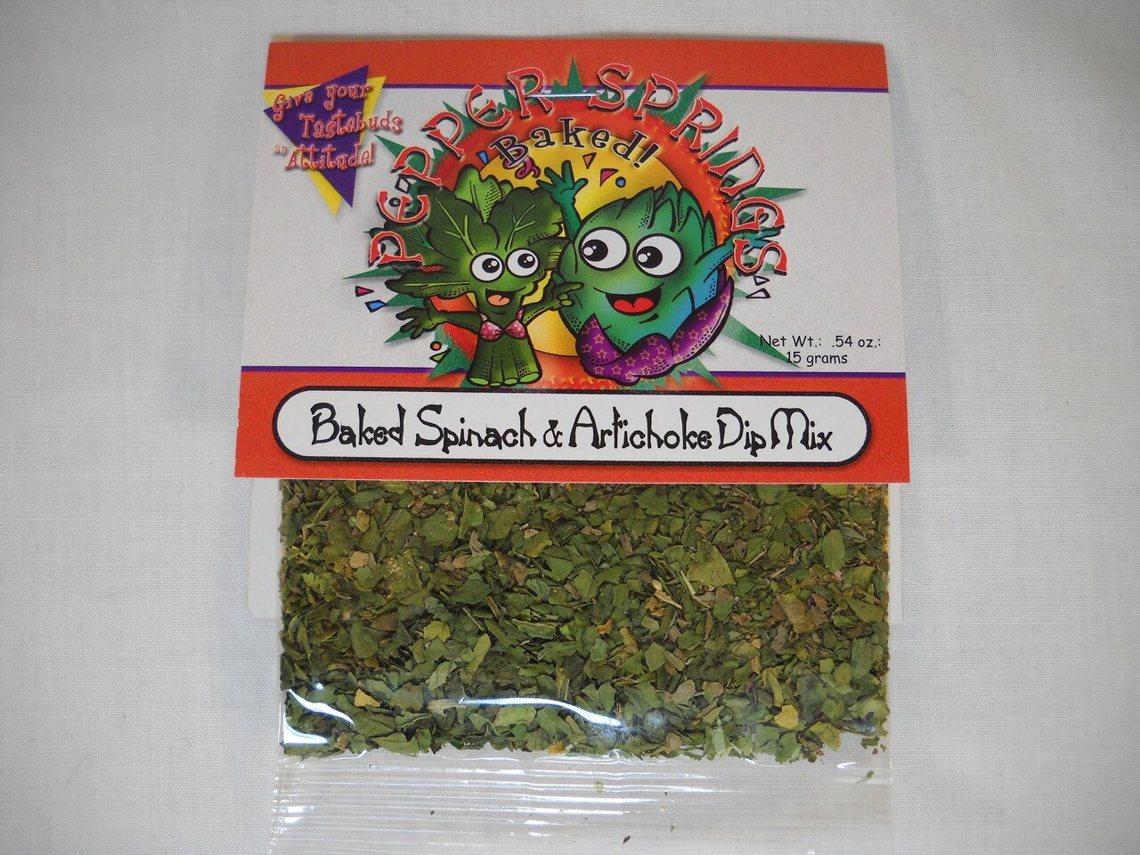 Baked Spinach Artichoke Dip Mix 1