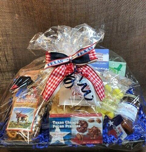 Big Bit of Texas Gift Basket