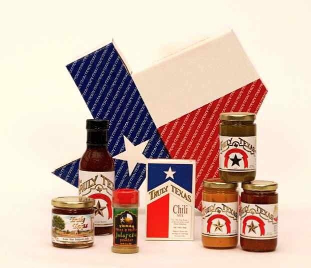 Big Tex Gift Box Spicy