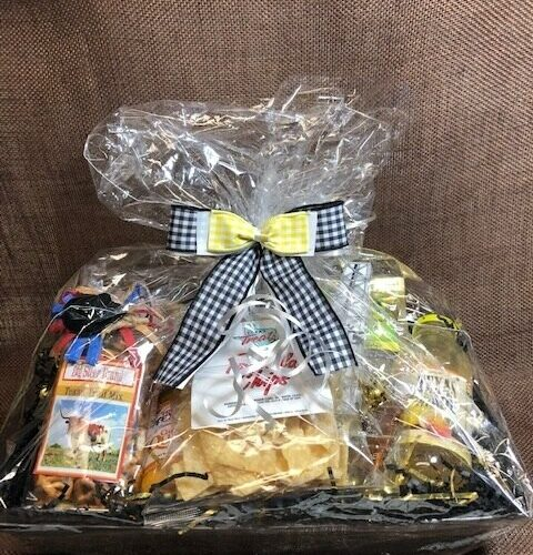 Texas Black Gold Gift Basket