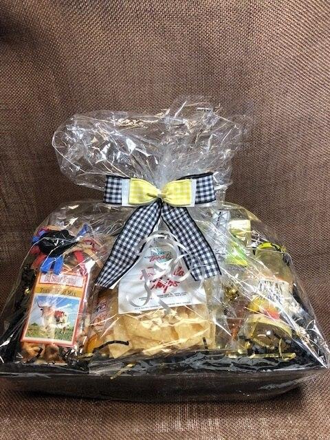 Texas Black Gold Gift Basket