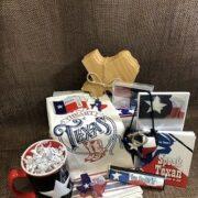 Box Full of Texas Gift Box