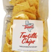 Authentic Texas made Tortilla Chips