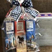 Texas Chocolate Bar Gift Set
