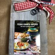 Texas Church Supper Cookbook