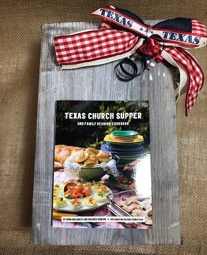 Texas Church Supper Cookbook