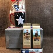 Texas Coffee Mug Gift Set