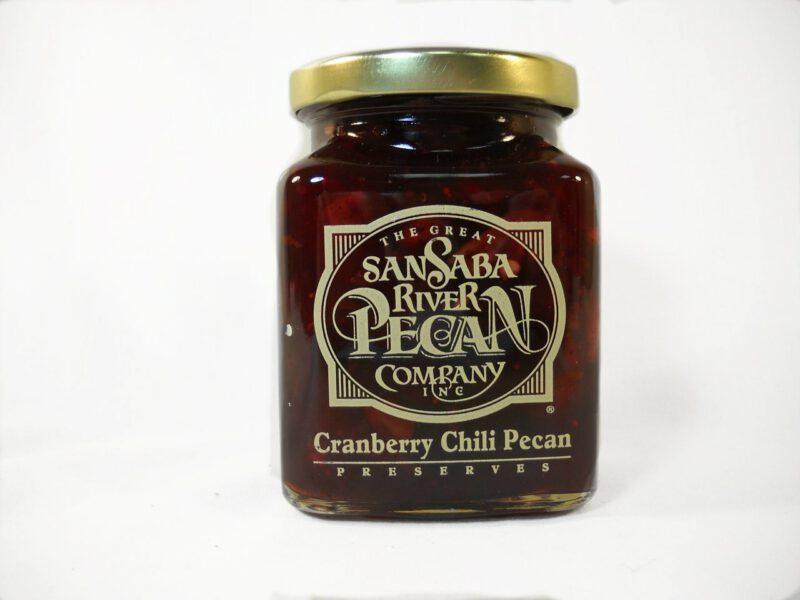Cranberry Chili Pecan Preserves