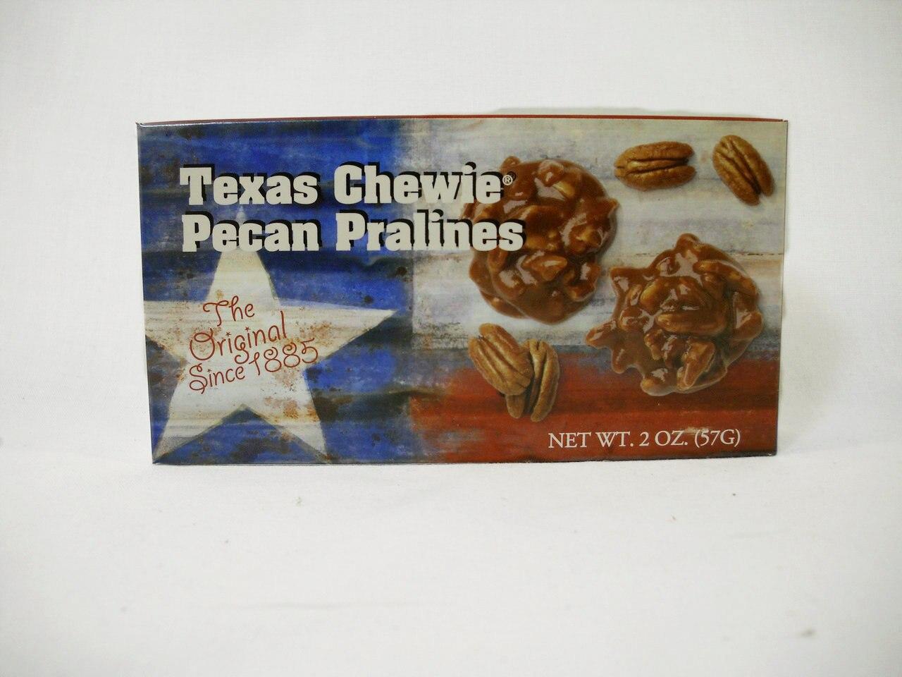 Texas Flag Pralines 1