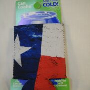 Koozie - Texas Flag (Neoprene)