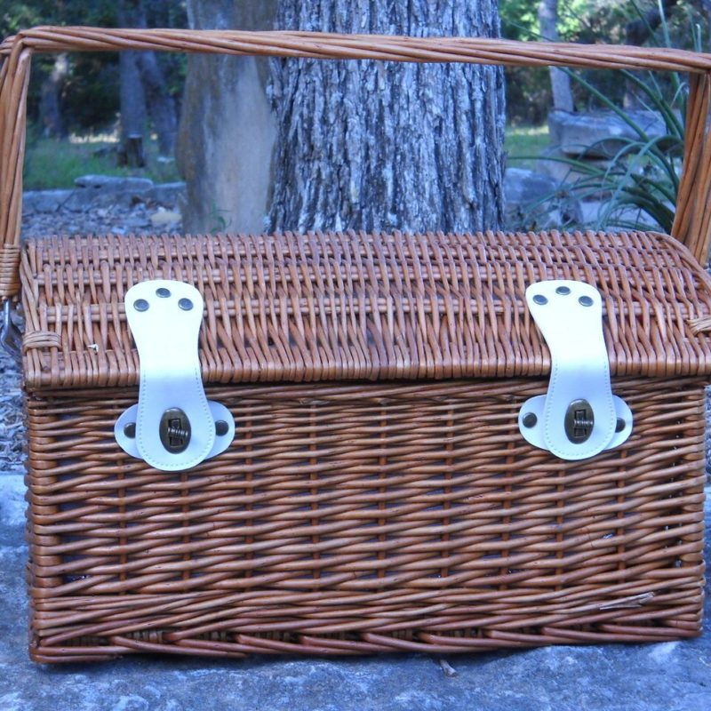 Dome Top Picnic Basket