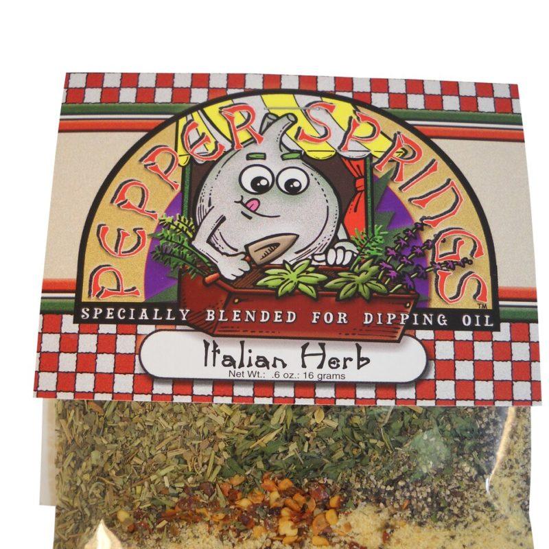 Italian Herb Dip Mix