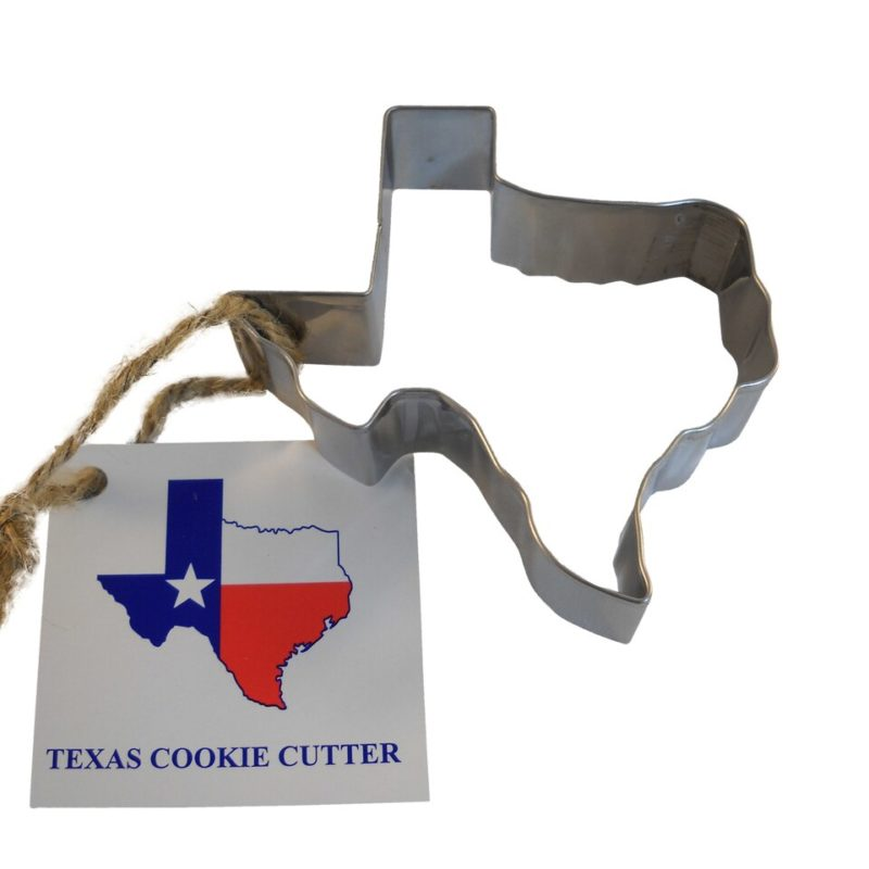 Texas Shaped Cookie Cutter