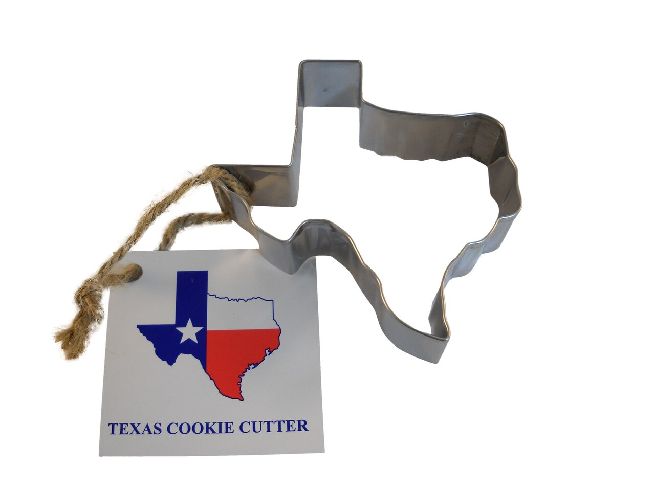 Texas Shaped Cookie Cutter 1