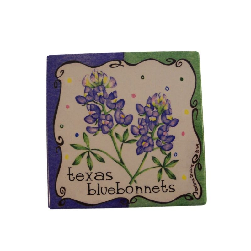 Bluebonnet Pot Holder