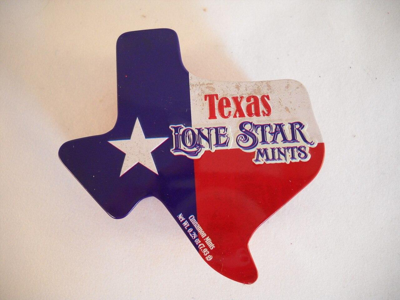 Texas Mints-Texas State 1