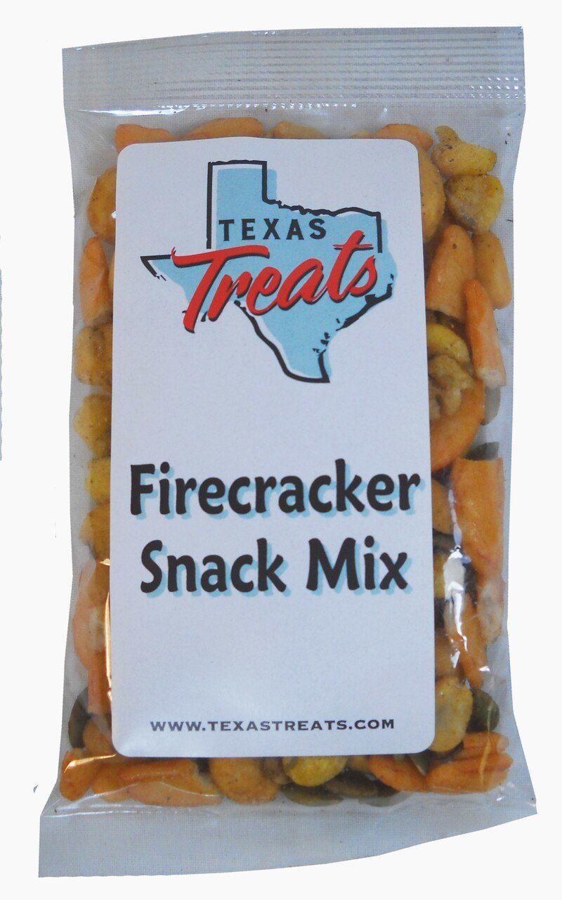 Firecracker Snack Mix
