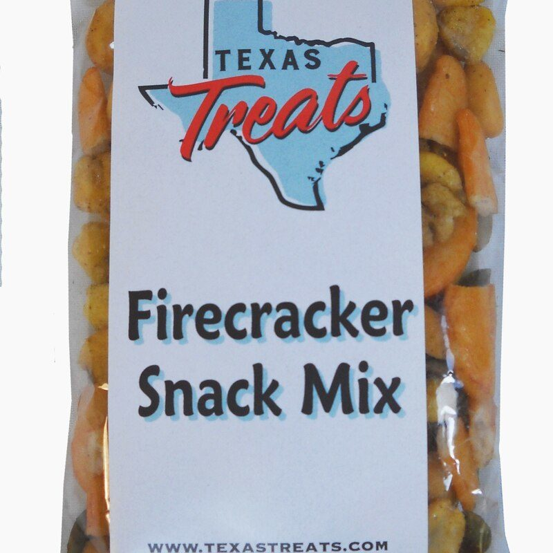 Firecracker Snack Mix