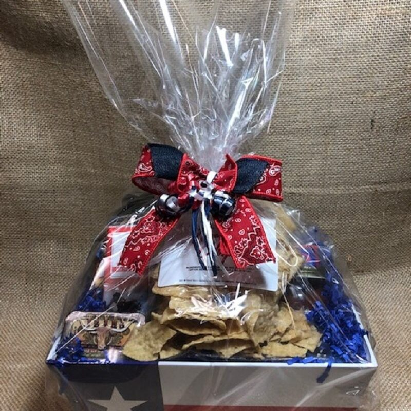 Fort Worth Gift Basket