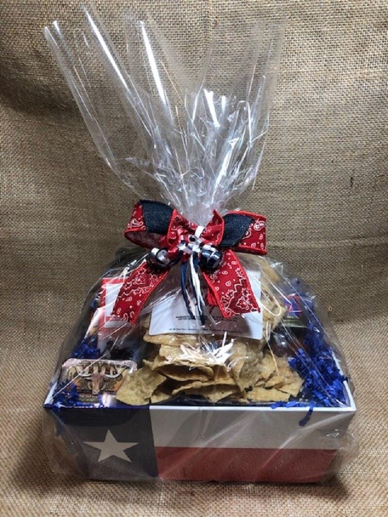 Fort Worth Gift Basket 1
