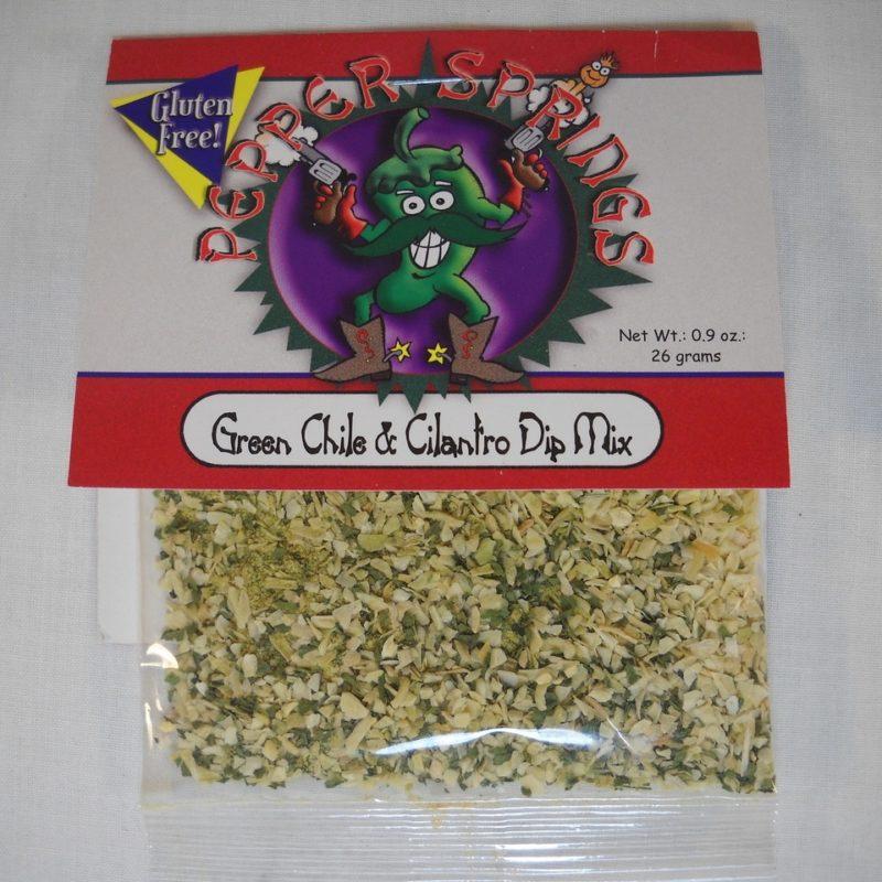 Dip Mix - Green Chile Cilantro