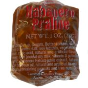 Habanero Chewy Praline (1 oz.)