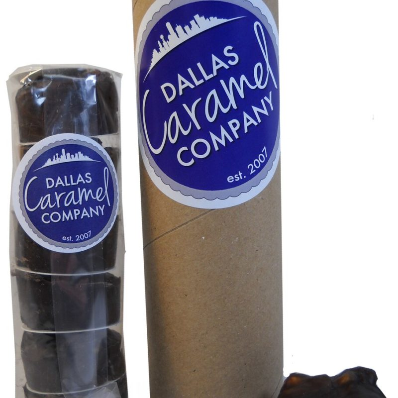 Dallas Caramel Company Horned Toads