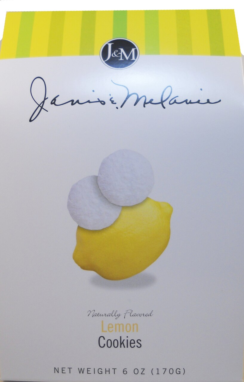 J&M Lemon Cookies 1