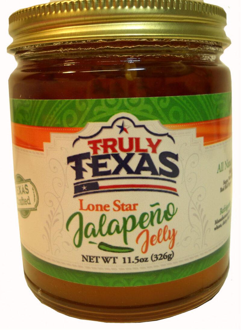 Lone Star Jalapeno Jelly, 11 oz.