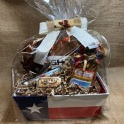 Longhorn Gift Basket