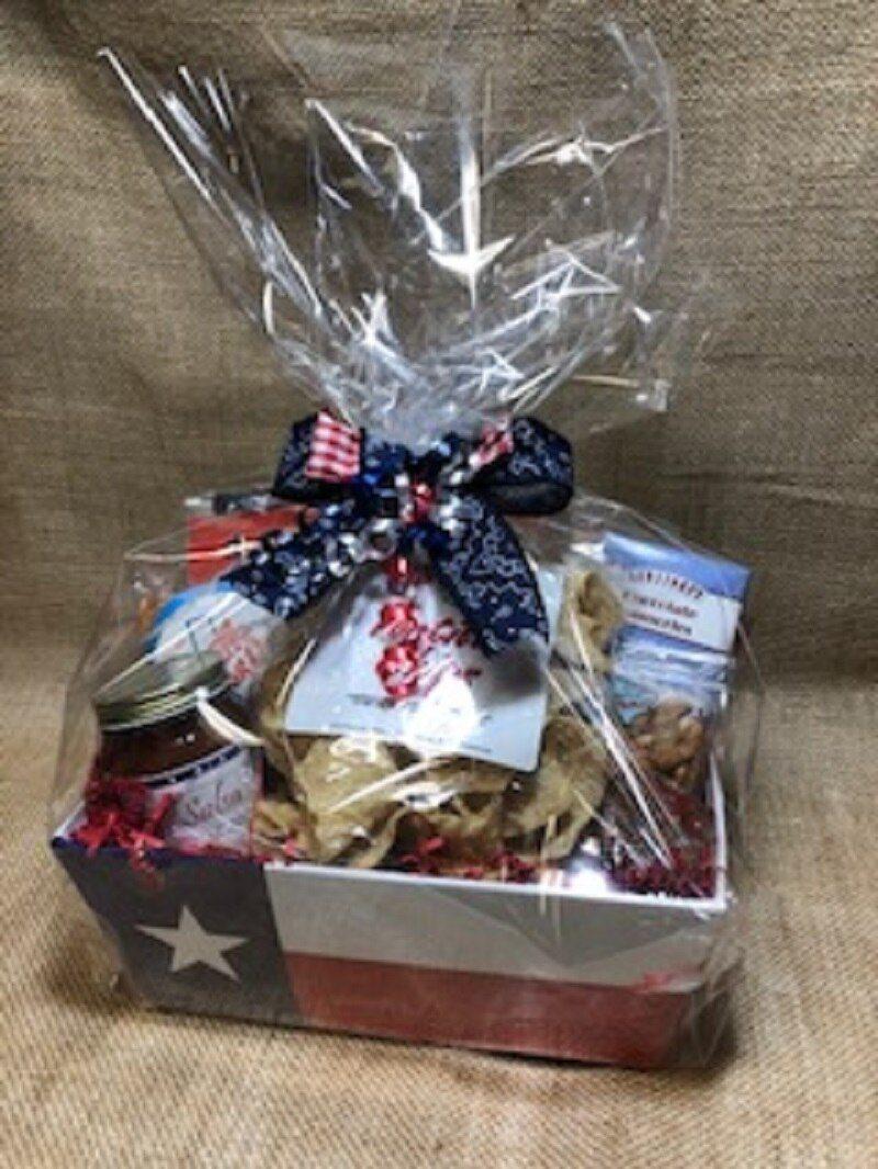 The San Antonio Gift Basket