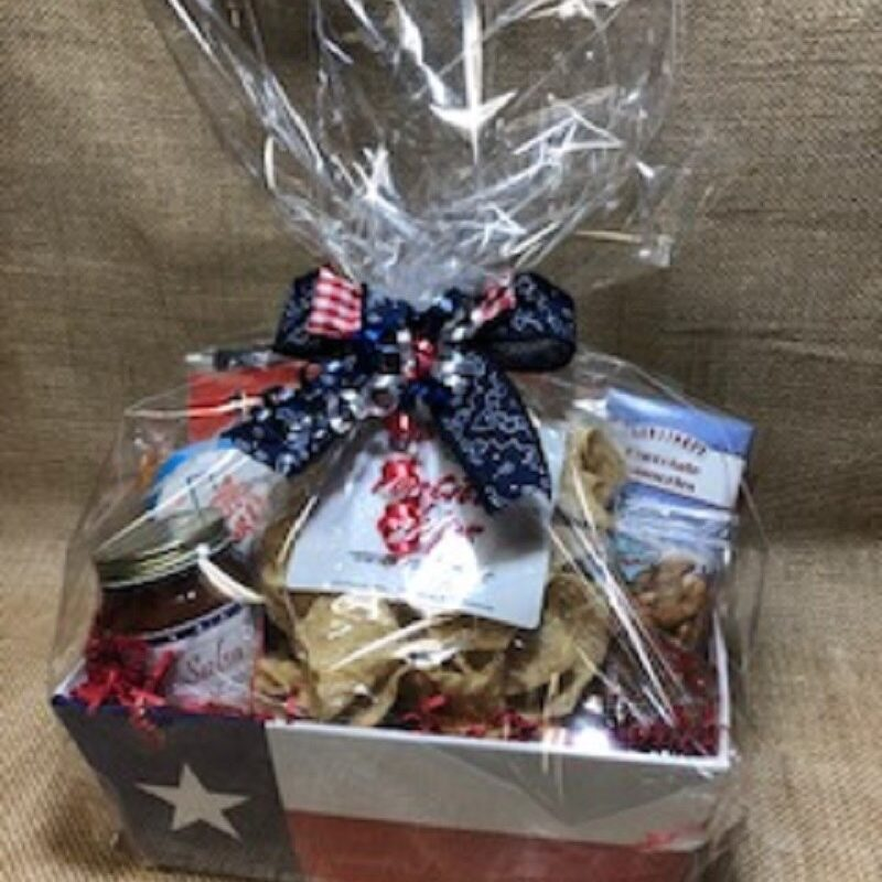 The San Antonio Gift Basket