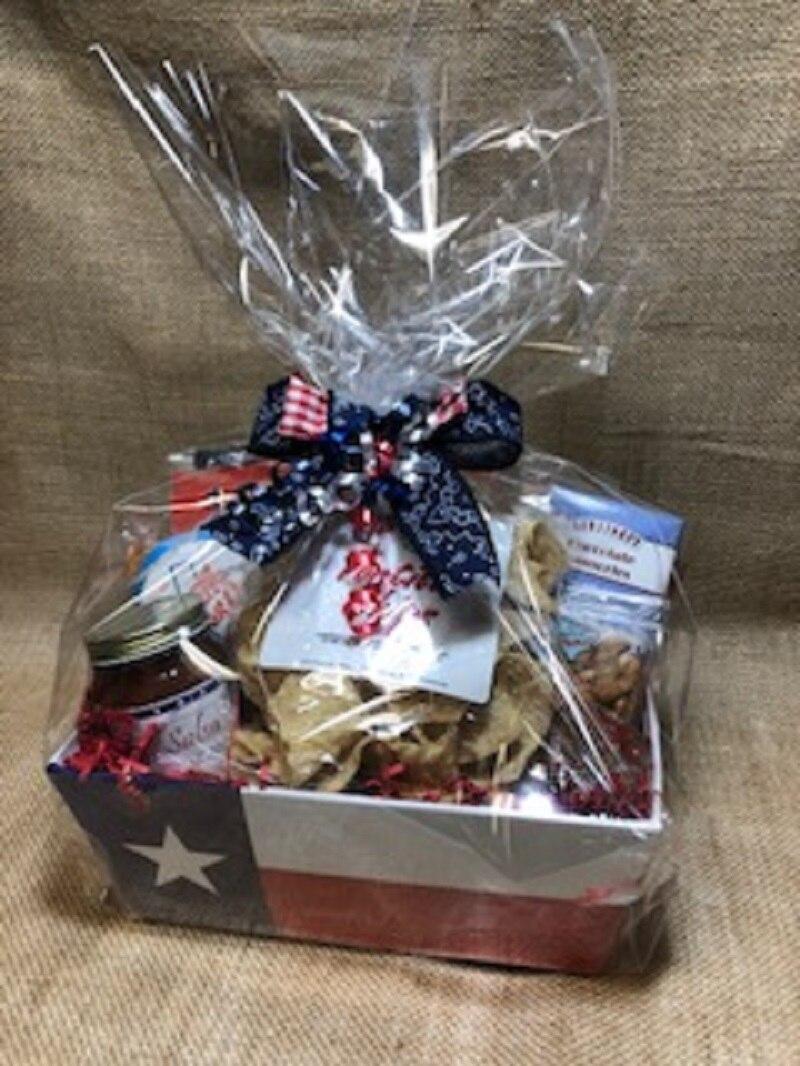 The San Antonio Gift Basket 1