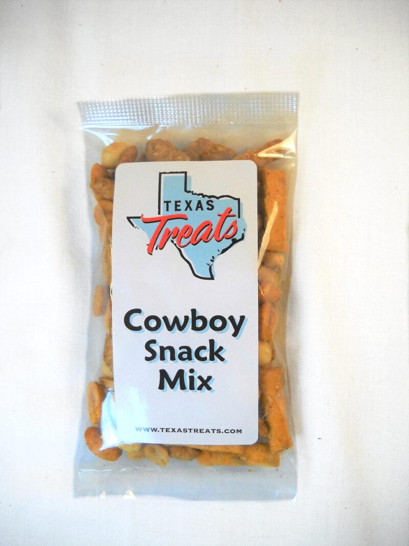 Cowboy Snack Mix