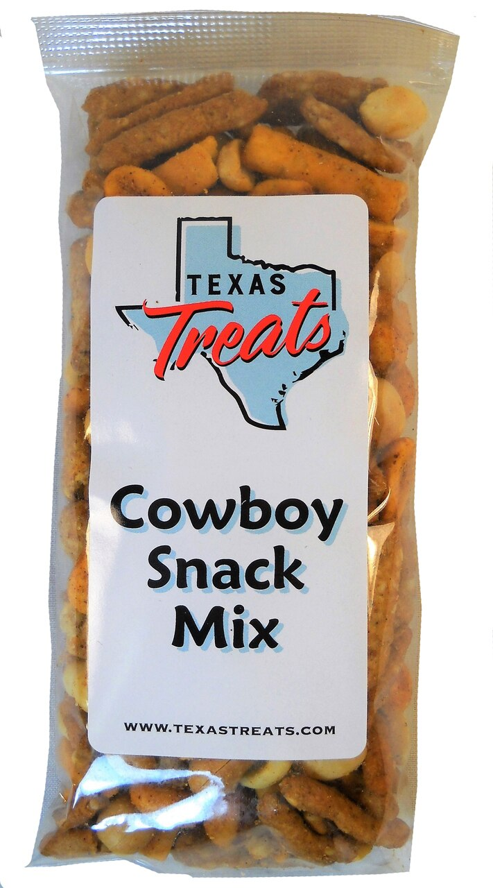 Cowboy Snack Mix 4 ounce