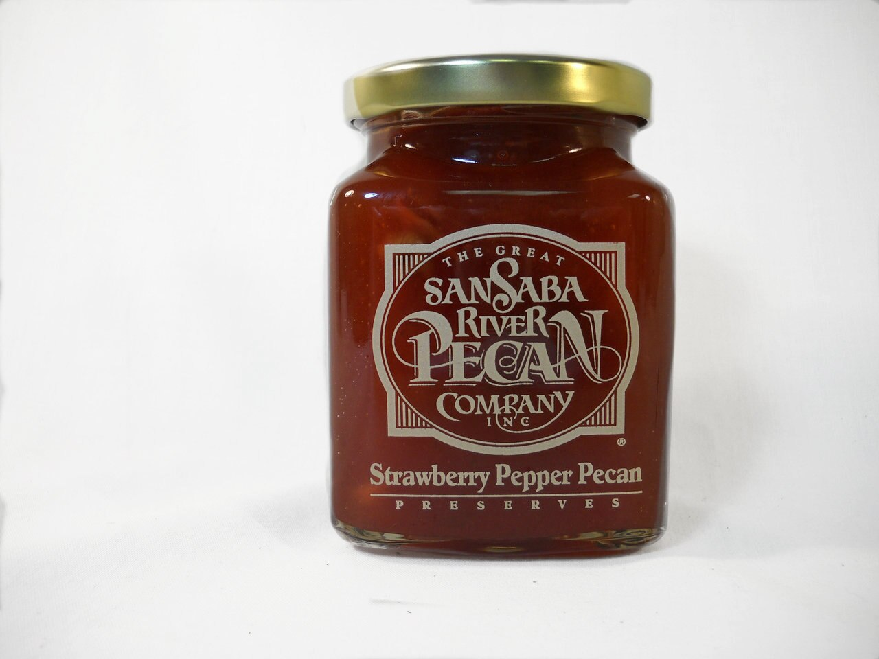 Strawberry Pepper Pecan Preserves 1