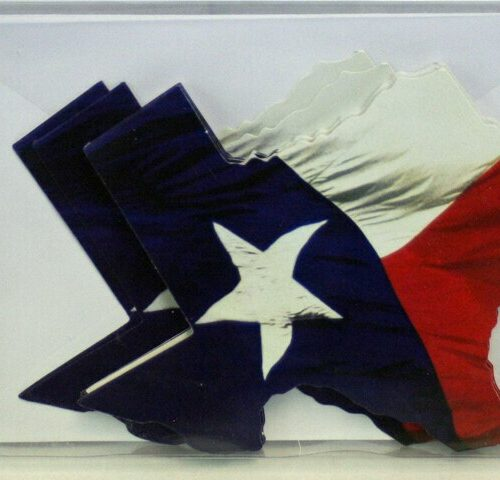 Texas Flag Notecard Set